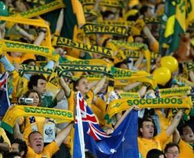 Socceroos fans