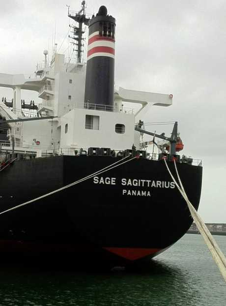 In the space of six weeks, three men died on board the MV Sage Sagittarius as it travelled through and beyond Australian waters in 2012.