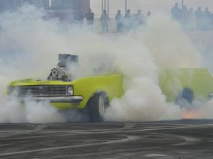 Drivers in a spin at Toowoomba's new skidbowl