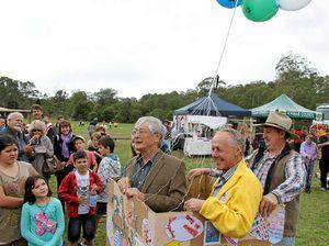 Dick Smith's historic trip celebrated