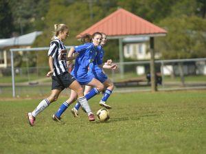 Football Toowoomba Premier Women
