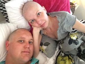 Cancer patient's husband backs medical marijuana
