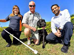 Technology helping the blind