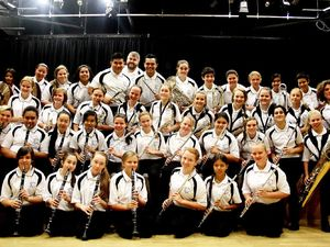 Gold awards hit high note for school bands