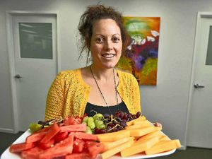 Nutritionist sets new career goals after funding cut