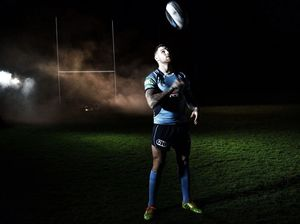 Josh Dugan is Blues' new centre of attention