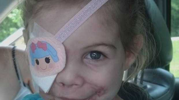 KFC has 'launched an investigation' after claim by family that 3-year-old Victoria Wilcher, who had been mauled by three pit bulls, was forced to leave one of the chain's restaurants.