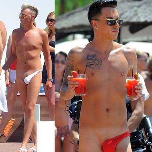 12d20c43fc91d Latest in men's swimwear: Where's the other half? | Morning Bulletin