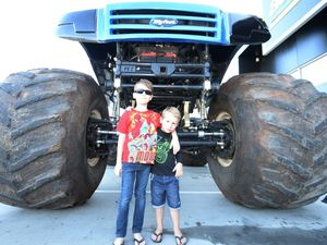 Fans of Monster trucks revving with excitement for event