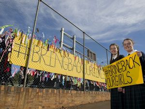 Students join global campaign