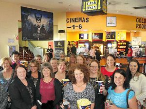Supporters flock to film to help women's health