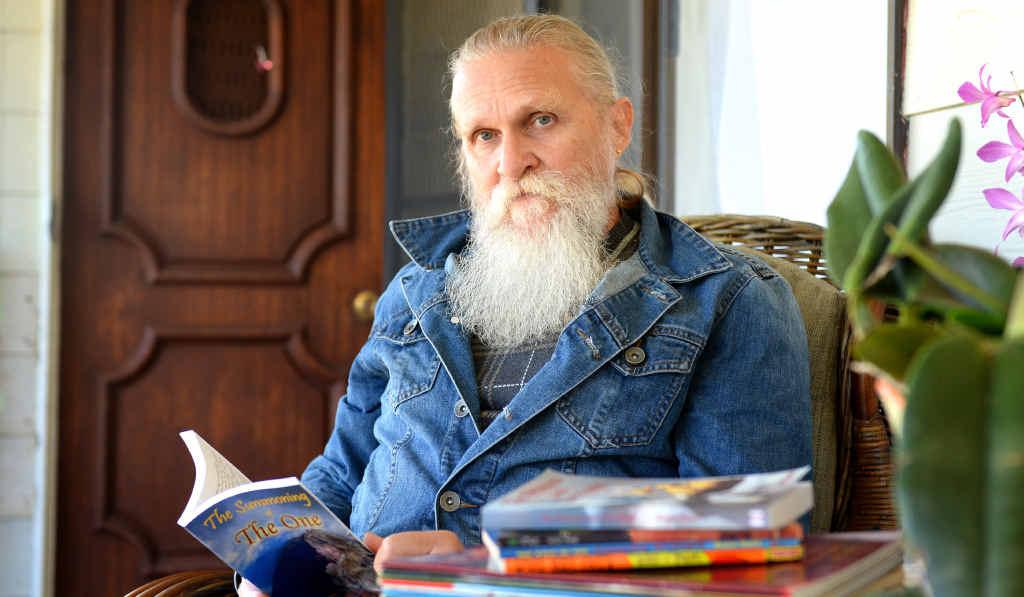 STORY TELLER: Retired teacher Royce Bond has written his 13th book, The Summoning of the One.