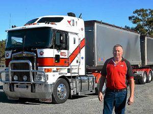 Award haul for Warwick truckie