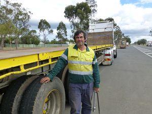 Crackdown on trucks across Western Downs