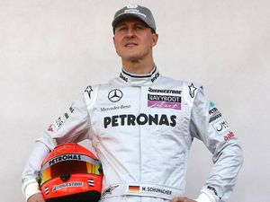 Michael Schumacher 'cries when hears voices of wife, kids'