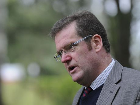 John McVeigh has confirmed he's seeking preselection for the seat of Groom.