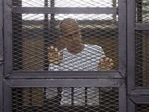 Peter Greste: Jailing shock 'like round with Mike Tyson'