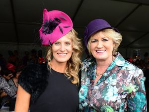 RGGS race day fashions 2014 at Callaghan Park