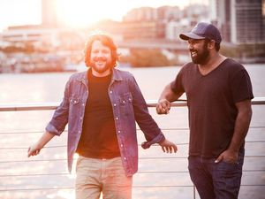 Busby Marou hit the right notes with new album