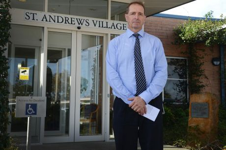 Pip Carter, CEO of St Andrews Village nursing home in Ballina. Photo : Mireille Merlet-Shaw/The Northern Star