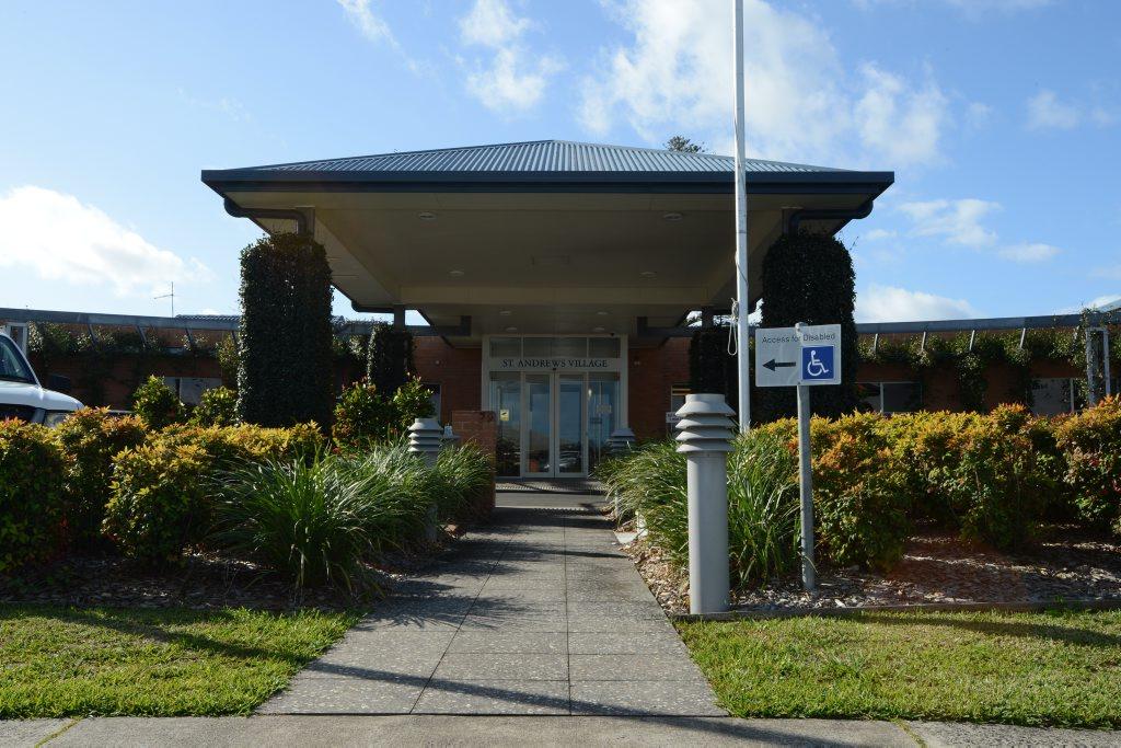 St Andrews Village nursing home in Ballina.