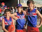 Warwick Redbacks trio gets taste for rep games
