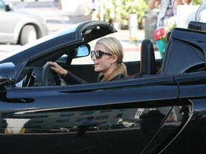 Paris Hilton has spent over $300,000 on a new car