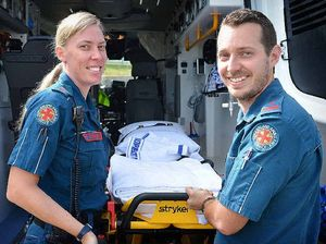Our paramedics among most trusted people