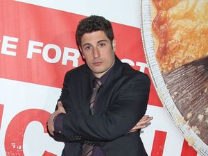 Jason Biggs cried and son's birth