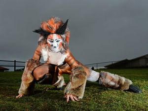 Local lands kitten role in CATS cast