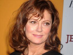 Susan Sarandon admits to throwing underwear at director