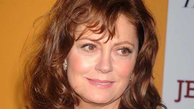 Susan Sarandon once threw her underwear at her director