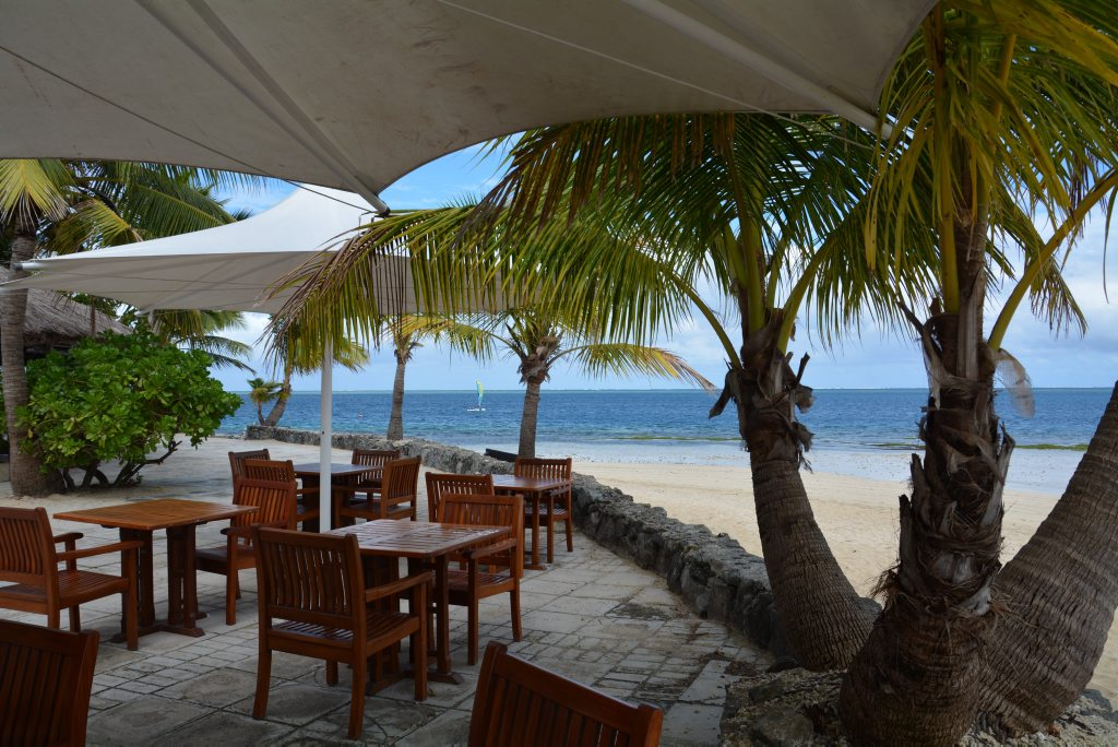 Castaway Island resort in Fiji. Photo Rae Wilson / Newsdesk