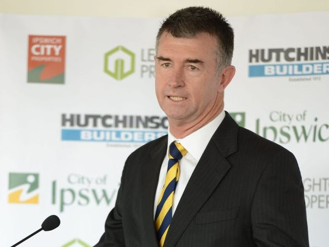 CHANGES: Minister for Housing and Public Works, Tim Mander MP.