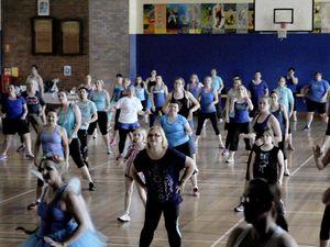 Zumba fitness fundraiser