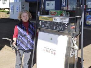 Zimms Corner owner Olga Marr.