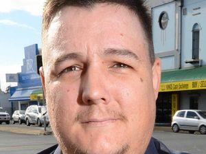Crash victim faces agonising decision over leg