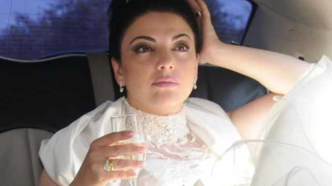 Supplied image obtained Monday, June 23, 2014 of Georgian soprano Tamar Iveri. The soprano has been dumped by Opera Australia after she was accused of labelling homosexuals
