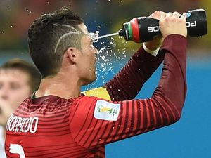 Ronaldo magic cross keeps Portugal's hopes alive