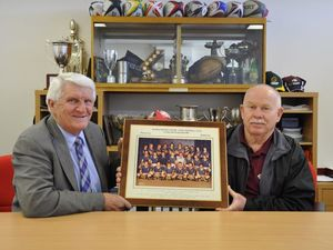 Downs Rugby to honour team of the half-century