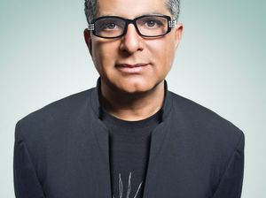 Deepak Chopra in touch with the mind's potential