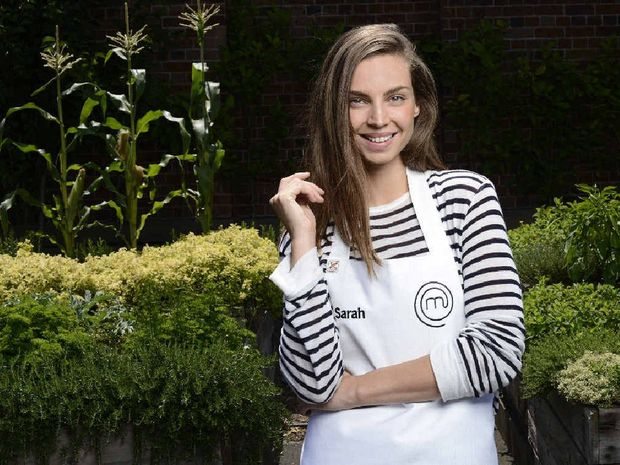 Mackay's Sarah Todd is back in Channel 10's reality cooking competition MasterChef after successfully re-cooking the dish that sent her home two weeks ago.