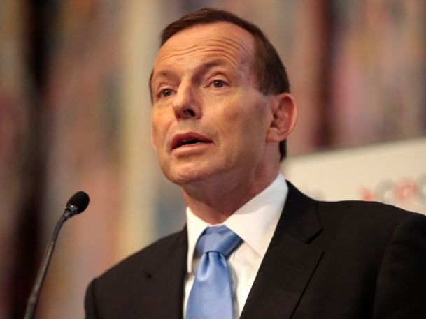 Prime Minister Tony Abbott