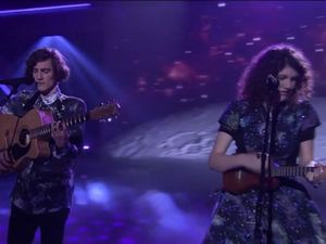 Gabriel and Cecilia Dreamed a Dream - and nailed it