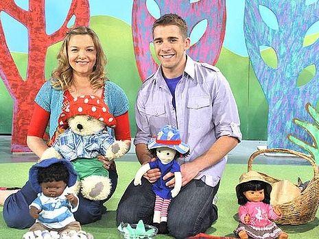 The ABC's Play School children's television program.