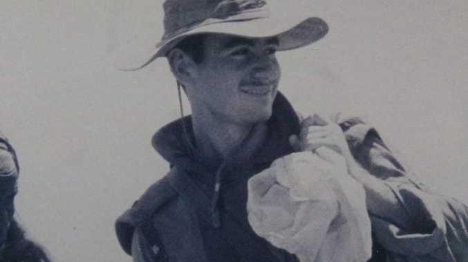Lance Corporal Shannon McAliney.