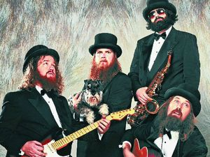One beard to rule them all: nothing can shave this band