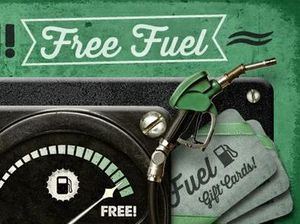 Don't miss your chance to win $1000 free fuel