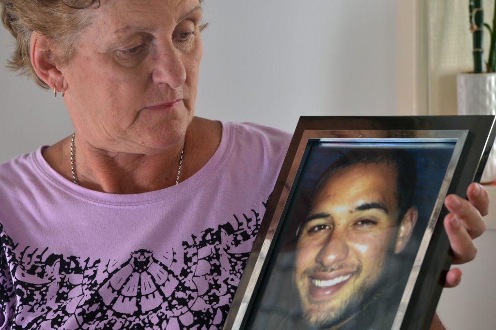 Sue Mill recalls the heartache of losing her son, Josh to a king hit. Photo: John McCutcheon / Sunshine Coast Daily