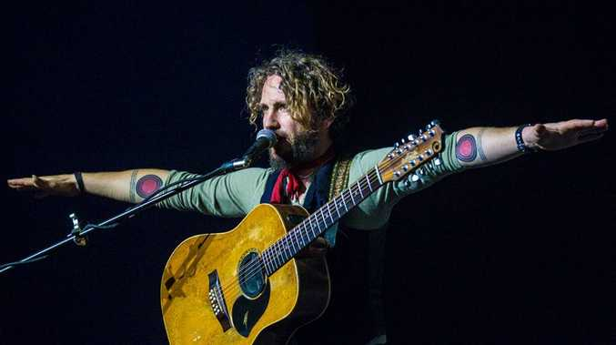John Butler Trio will tour Queensland in October with their new album Flesh & Blood.